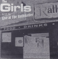 THE GIRLS: Live at the Ratskeller