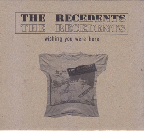 THE RECEDENTS; Wishing you were here (5 CD BOX and book)