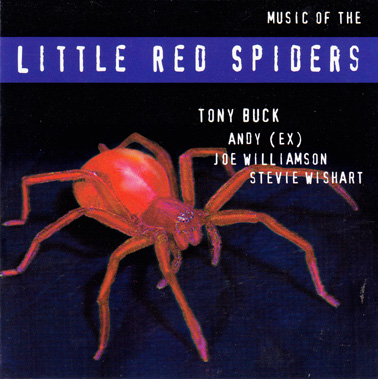 BUCK, TONY: Red Spiders