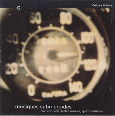VARIOUS ARTISTS: Musiques Submergides