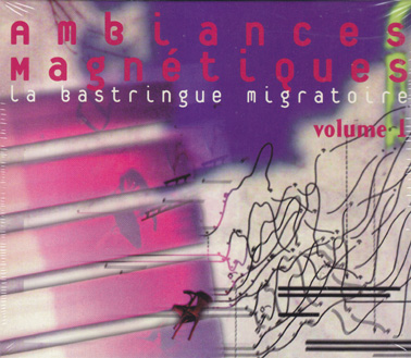 VARIOUS ARTISTS: Ambiences Magnetiques Sampler Vol 1