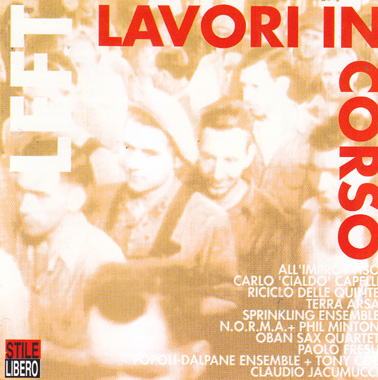 VARIOUS ARTISTS: Lavoro In Corso