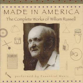 RUSSELL, WILLIAM: Complete Works